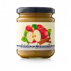 Preparato di mela e cannella