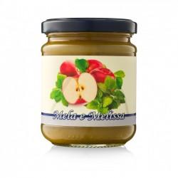 Preparato di mela e melissa