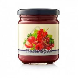 Preparato di frutti rossi